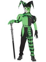 Child Wicked Jester Costume [847677-55]