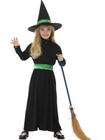 Child Wicked Witch Costume