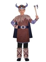 Child Wild Viking Warrior Costume [9907218]