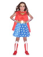 Child Wonder Woman Classic Costume