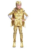 Child Wonder Woman Gold Hero Costume [9906677]