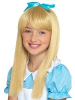 Child Wonderland Princess Wig