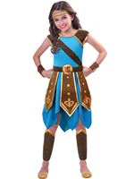 Child Wonderous Warrior Costume