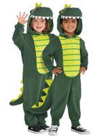 Child Zipster Dinosaur