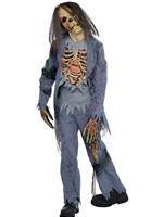 Teen Zombie Corpse Costume [999648]