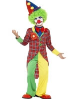 Child Clown Costume [44011]