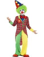 Child Clown Costume [44011]