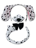 Childrens Dalmatian Set