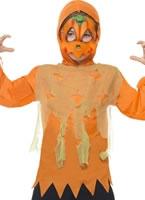 Child Pumpkin Monster Instant Kit