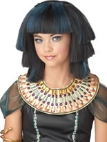 Childrens Egyptian Layers Wig [70697]