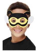 Childrens Felt Bee Mask