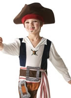 Childrens Jack Sparrow Costume