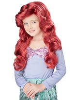 Child Mermaid Wig [70698]