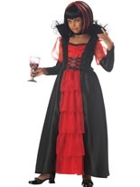Childrens Regal Vampira Costume [00322]