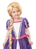 Child Rapunzel Wig [70736]