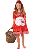 Child Red Riding Hood Costume [994990]