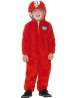 Child Sesame Street Elmo Costume