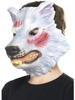 Childrens Wolf Mask