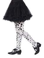 Childs Dalmatian Tights