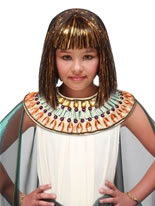 Childs Egyptian Wig