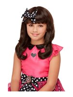 Childs Santoro Ladybird Wig [52371]
