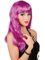 Chique Wig Icy Purple