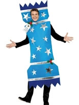 Adult Christmas Cracker Costume [28023]