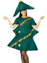 Adult Christmas Tree Costume [28265]