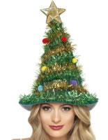 Christmas Tree Hat [41067]