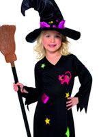 Cinder Witch Childrens Costume [35655]
