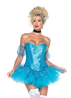 Adult Cinder Costume