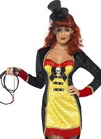 Cirque Sinful Ringmaster Costume