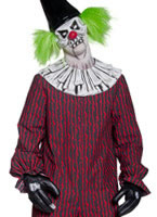 Adult Cirque Sinister Twisted Clown Costume [33746]