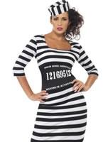 Adult Classy Convict Costume