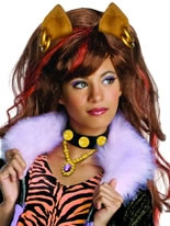 Child Monster High Clawdeen Wolf Wig