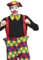 Adult Clown Costume [96312]