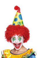 Clown Hat Foam Fabric [26295]