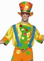 Adult Clown Toots Adult Costume [4010120]