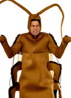 Adult Cockroach Costume [36571]