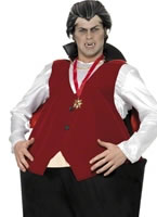 Adult Comedy Vampire Costume [36222]