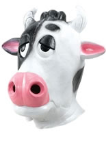 Comical Cow Mask