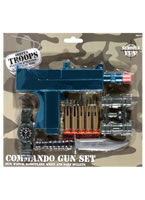 Commando Gun Set