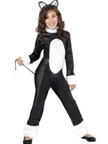 Child Cool Cat Costume