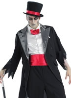 Adult Corpse Groom Costume