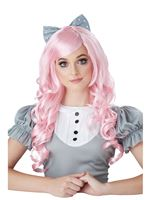 Cosplay Doll Wig