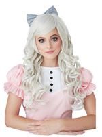 Cosplay Doll Wig