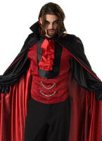 Count Bloodthirst Costume [00744]