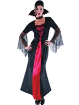 Adult Countess Vampiretta Costume