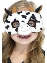 Childrens Cow Eye Mask
