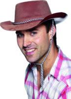 Cowboy Hat Brown